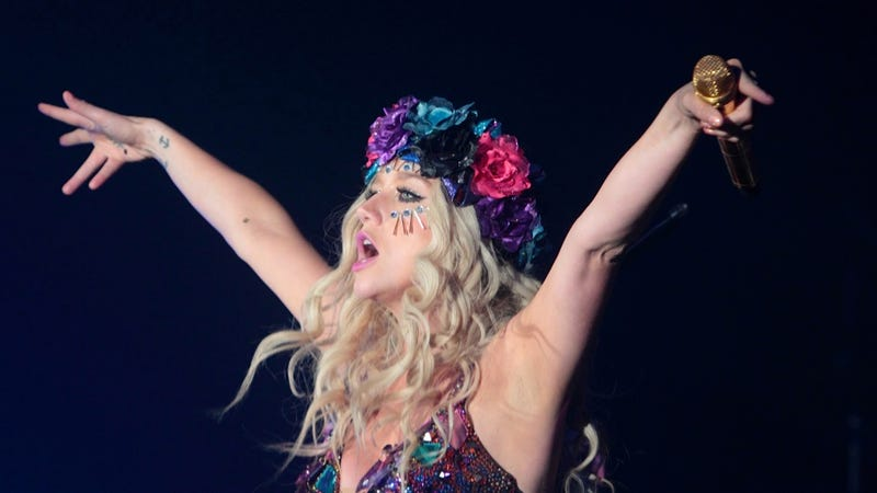 Illustration for article titled Amid Religious Protests, Ke$ha De-Glitters, Cancels Malaysian Concert