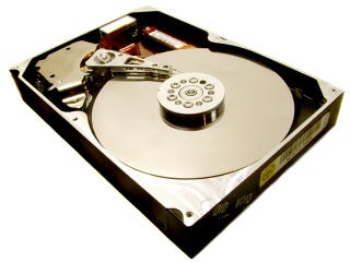 Illustration for article titled Adventures of the weekend... And the whirring HDD of DEATH.