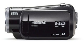 Illustration for article titled Panasonic HDC-SD5 is World's Smallest 3CCD 1080i Camcorder