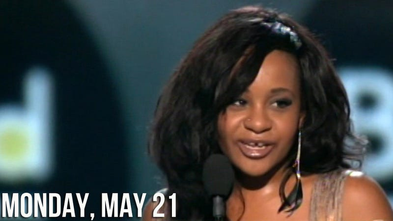 Illustration for article titled Bobbi Kristina Makes First Public Appearance Since Whitney Houston's Death