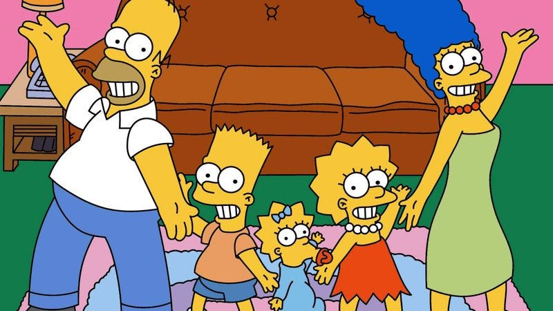Illustration for article titled The Simpsons prepares for crossovers and a character death