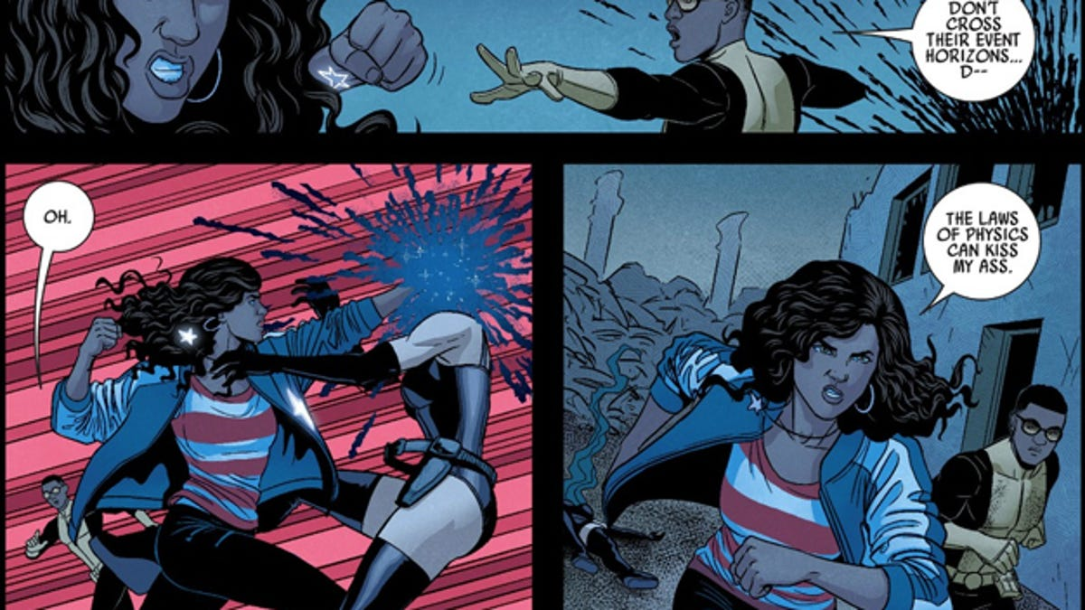 Young Avengers #8 and the rise of the Tumblrheroes