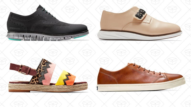 Extra 40% off sale styles | Cole Haan | Use code EXTRA40