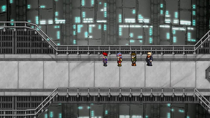 Illustration for article titled Cosmic Star Heroine Is Like A Cross Between Phantasy Star And Chrono Trigger