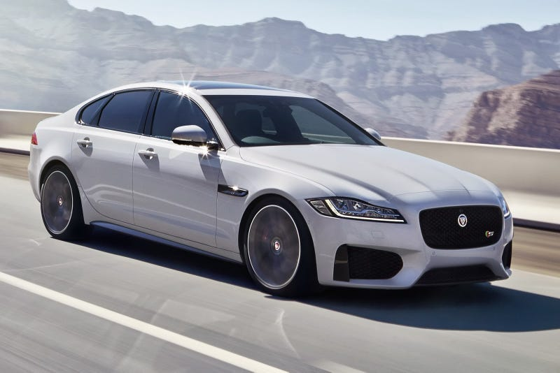 Illustration for article titled As Lexus finds its way, Jaguar is becoming the new Lexus