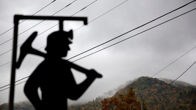 I'm Just Praying : Miners Fear the Impacts Covid-19 Could Have in Coal Country
