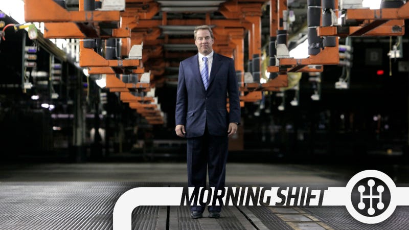 Illustration for article titled Bill Ford, Jr. Refuses To Admit His Company Is A Success