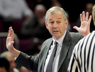 "Illustration for article titled Jim Calhoun Says ""We May Have Broken Rules...But We Did Not Cheat"""