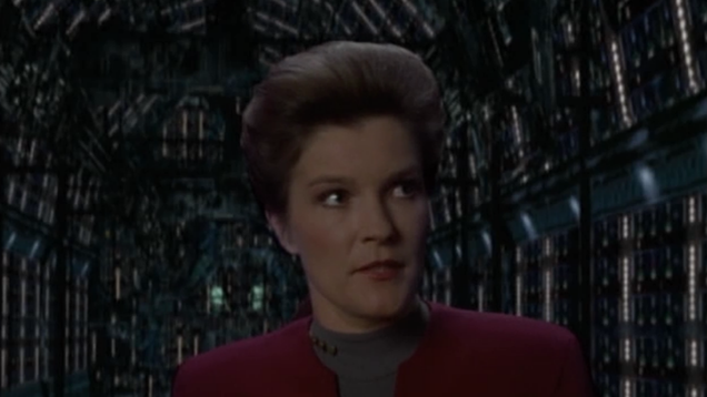 Kate Mulgrew Actually Studied Physics To Understand Captain Janeway's Dialogue - io9