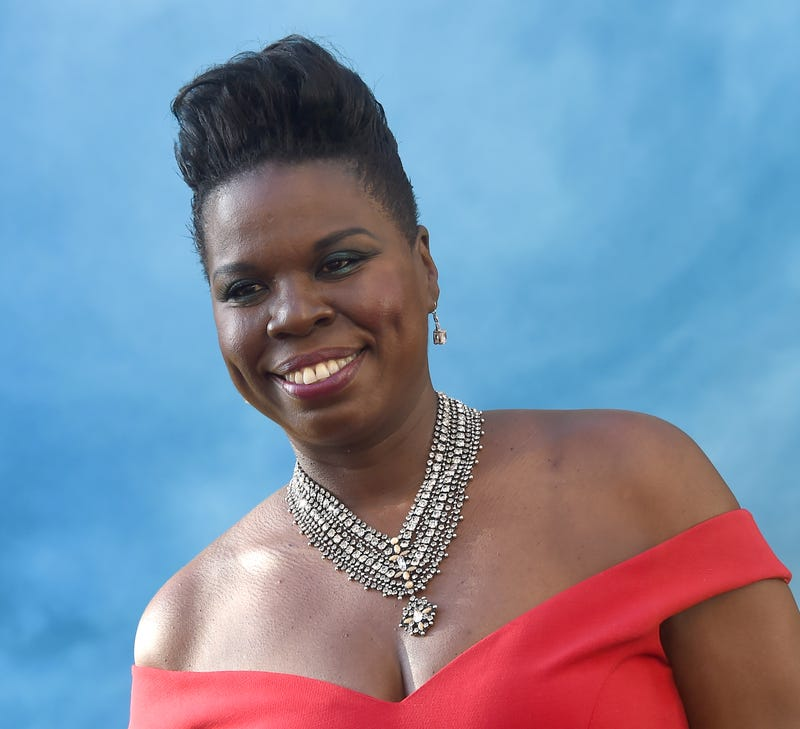 Actress-comedian Leslie Jones arrives at the premiere of Sony Pictures' Ghostbusters at the TCL Chinese Theatre on July 9, 2016, in Los Angeles.  Gregg DeGuire/WireImage