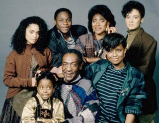 The Huxtables from The Cosby ShowIMDB.COM