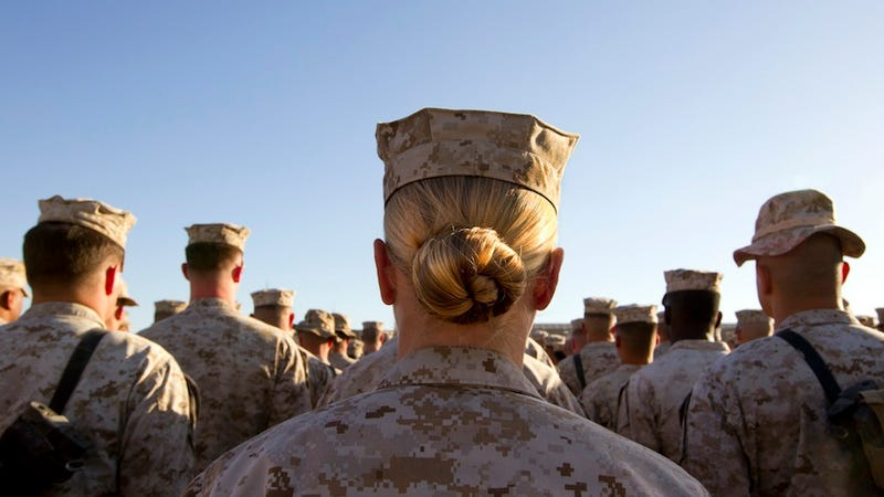 Illustration for article titled Women Sue Military For Being Incredibly Rapey