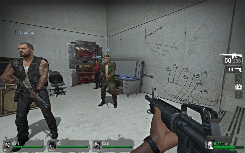 Illustration for article titled Gabe Newell Boycotting L4D Modder's Campaign [Update]