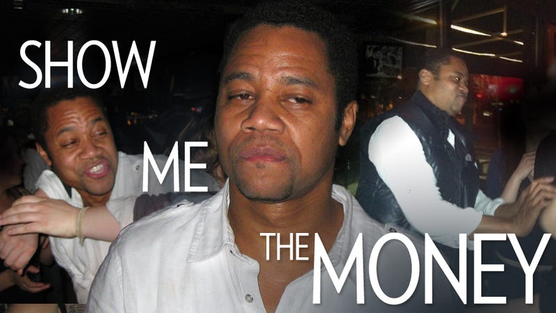 Illustration for article titled Cuba Gooding Jr. Walks Into a Bar. And Allegedly Gropes Someone.