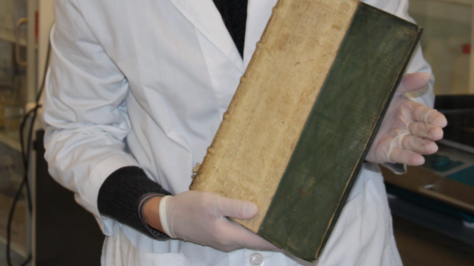 Poisonous Books Discovered in Danish University Library