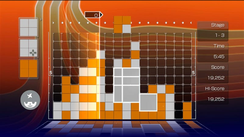 Illustration for article titled Lumines Supernova Classic Pack Craves Your Money