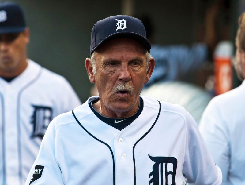 Illustration for article titled Tigers Sign Jim Leyland Through His Death In 2012