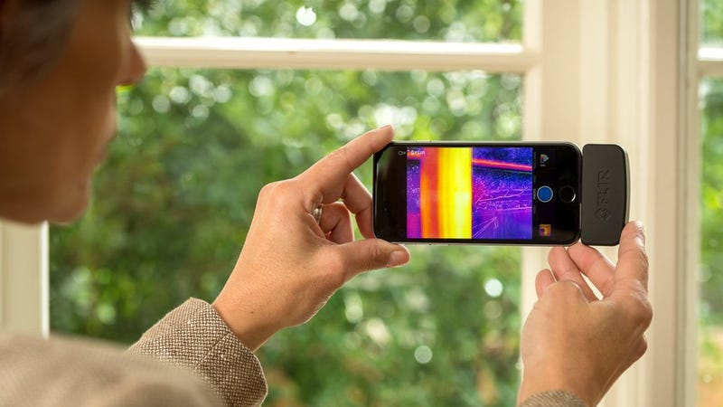 Flir One for Android and iOS, $180