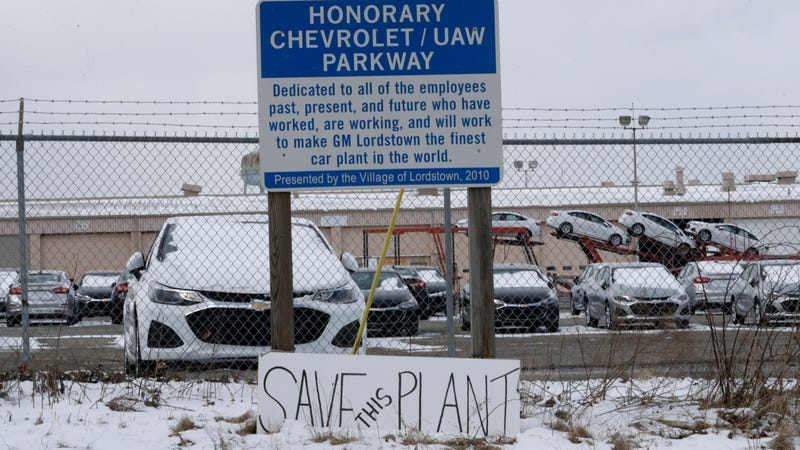 Illustration for article titled Deal For Workhorse To Buy Ailing GM Lordstown Plant Is 'Roughly Preliminary' Despite Trump Tweet