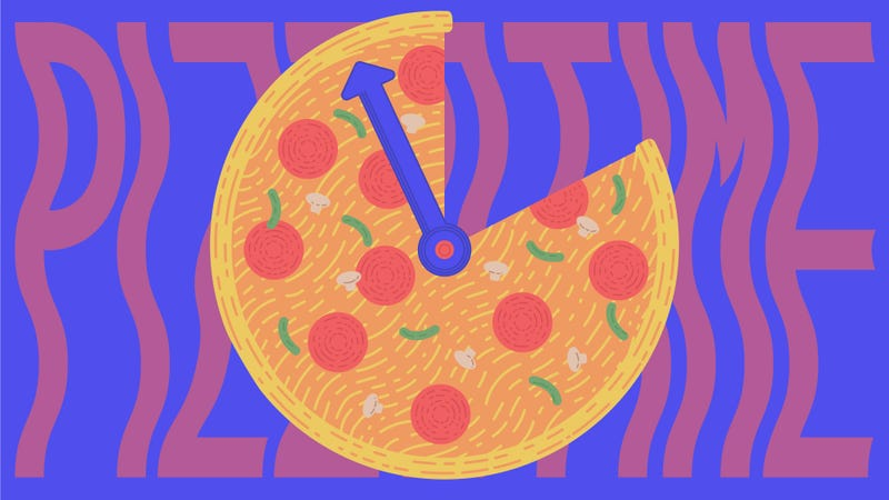 Illustration for article titled How to quickly DIY a pizza with whatever's in your kitchen