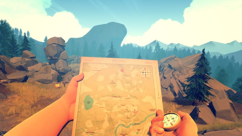 Illustration for article titled Valve Buys Firewatch Developer Campo Santo
