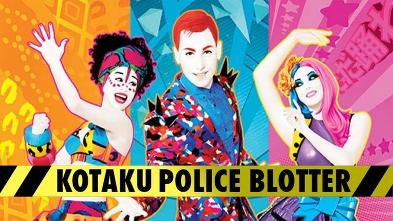 Illustration for article titled Armed Robber Demands Just Dance 2014