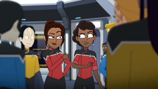 Star Trek: Lower Decks Took a Serious Turn, and Really Earned It