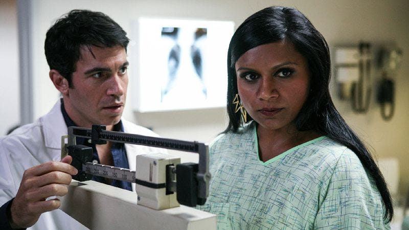 "The Mindy Project: ""Danny Castellano Is My Gynecologist"""