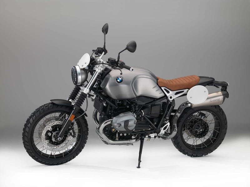 2016 BMW R nineT Scrambler: More Specs And Mega Gallery
