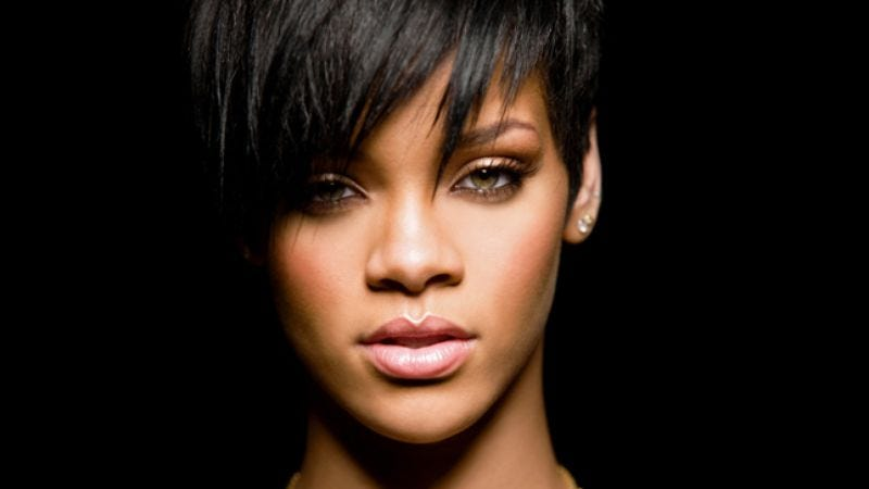 Illustration for article titled Rihanna:Talk That Talk