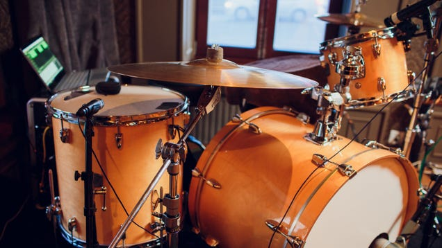 So You Want to Learn to Play the Drums