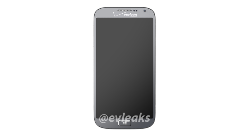 Illustration for article titled Is This Samsung's First Windows Phone 8.1 Handset?