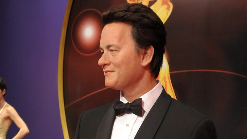Illustration for article titled Major Scandal: Madame Tussauds Has Been Forced To Melt Down Tom Hanks' Wax Sculpture After It Bit A Child