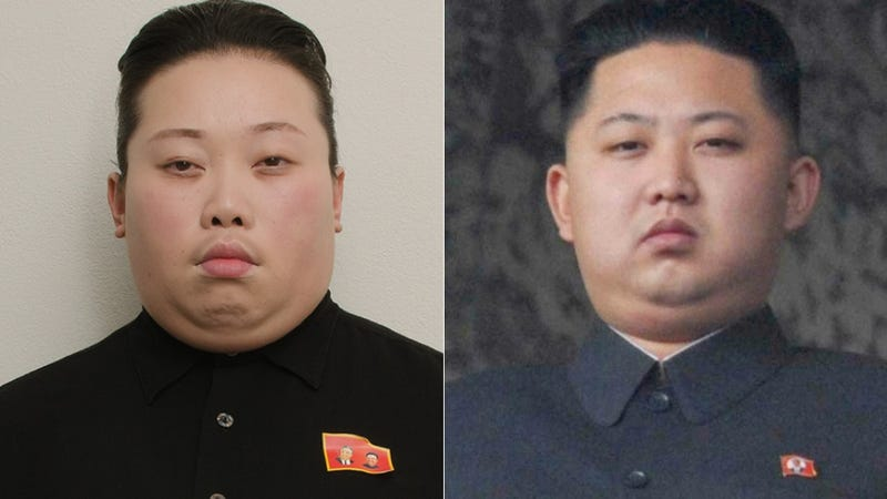 Illustration for article titled Of Course, People Are Dressing as Kim Jong-un for Halloween