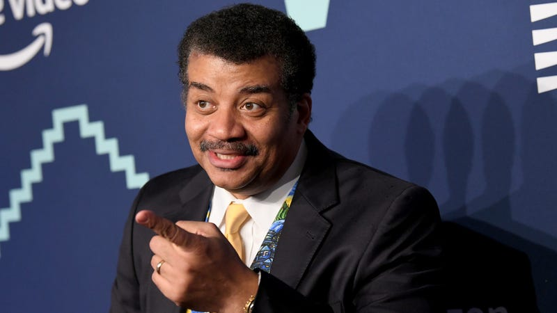 Neil deGrasse Tyson attends The 23rd Annual Webby Awards on May 13, 2019 in New York City.