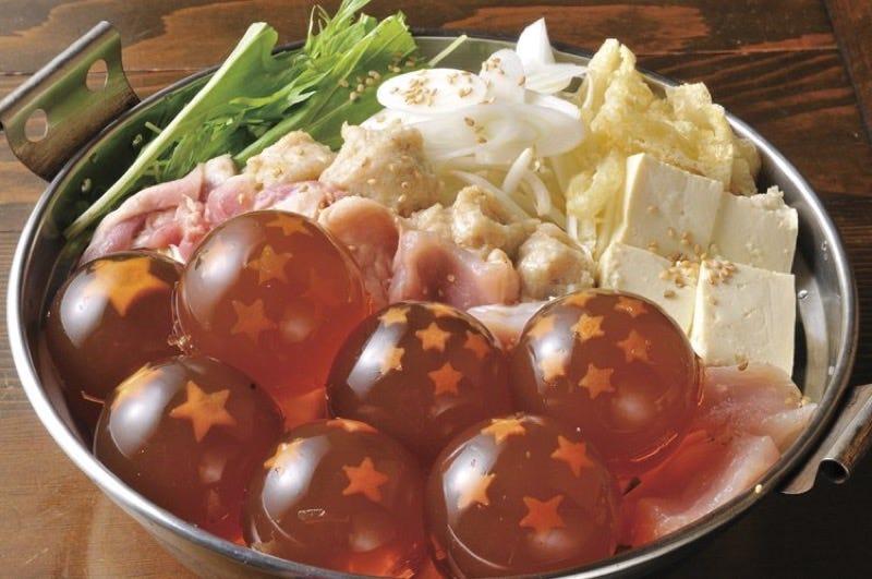 Illustration for article titled Dragon Balls Served Up at Japanese Restaurant