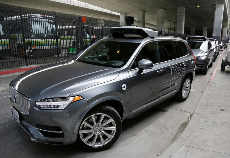 Uber to apply for California permit to test self-driving cars