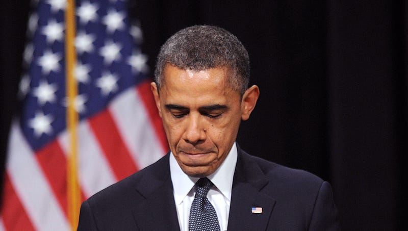 Illustration for article titled Reasons For Obama's Low Approval Rating