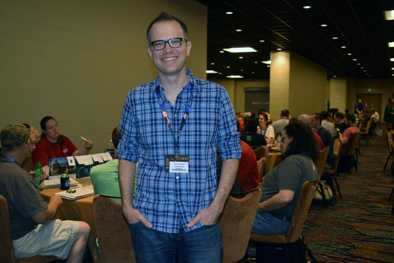 Wizards of the Coast's Jeremy Crawford