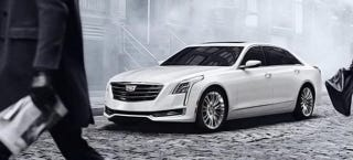 Illustration for article titled 2016 Cadillac CT6: This Is It (Updating)