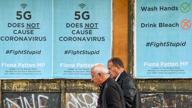 No Good Evidence That 5G Harms Humans, New Studies Find