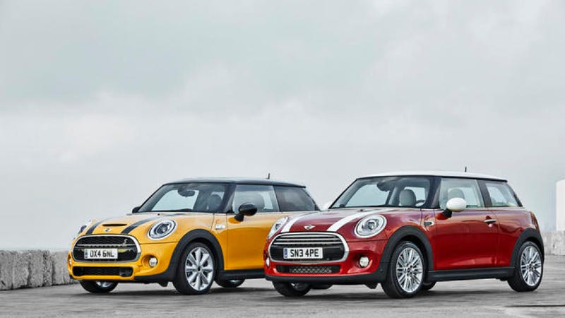Illustration for article titled 2014 Mini Cooper: This Is It