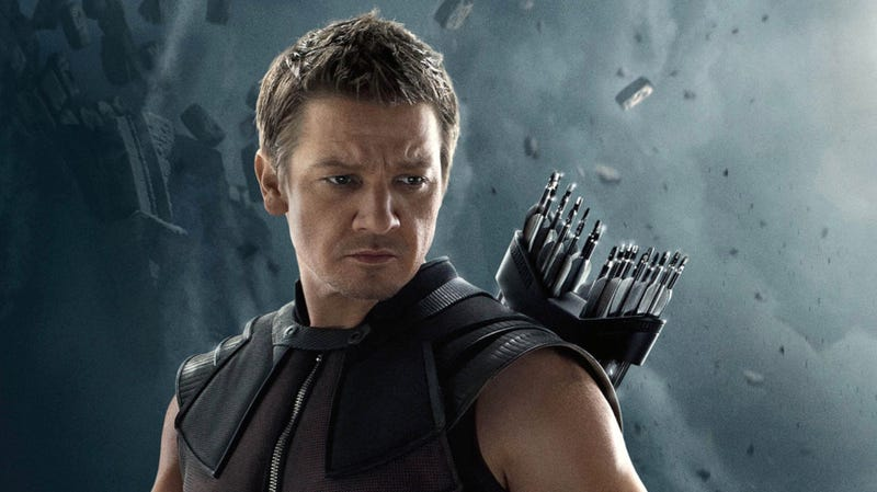 the best thing to ever happen to hawkeye is not being on the
