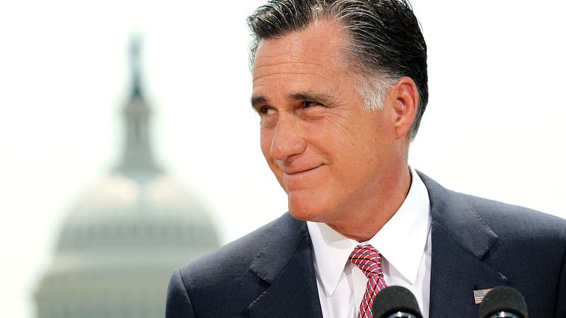 Illustration for article titled Women Dislike Mitt Romney Because He's a Condescending Prick