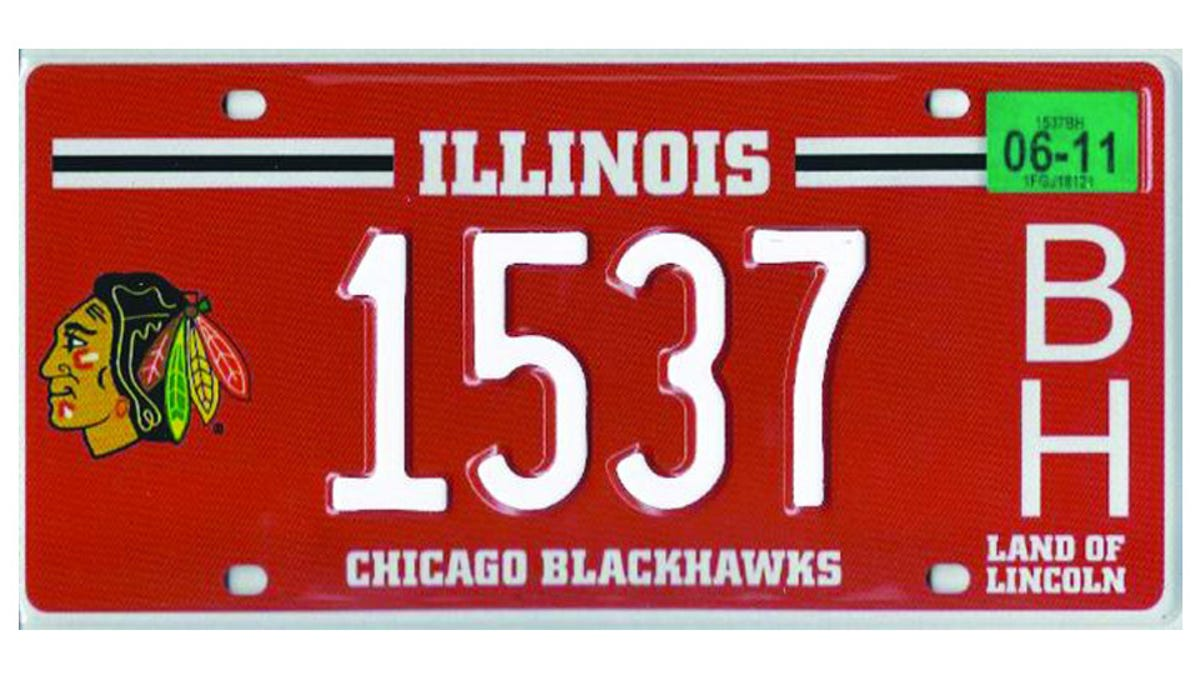 These are America\'s 12 best license plates