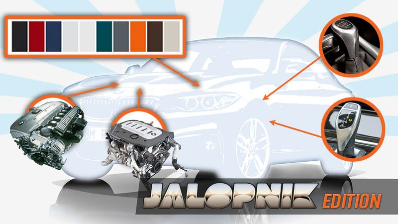 Illustration for article titled Configure Your Ideal BMW 2-Series And We'll Let You Drive It