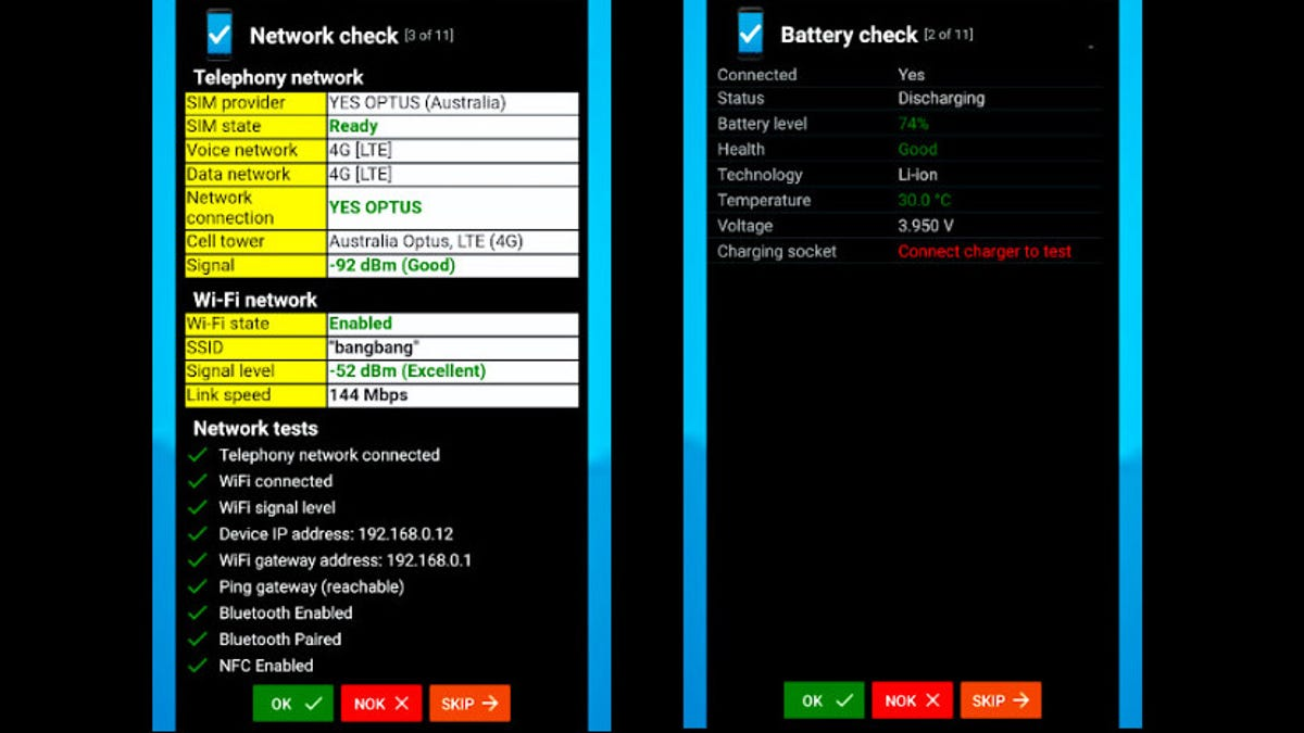 How to Run Diagnostics Tests on Your Smartphone