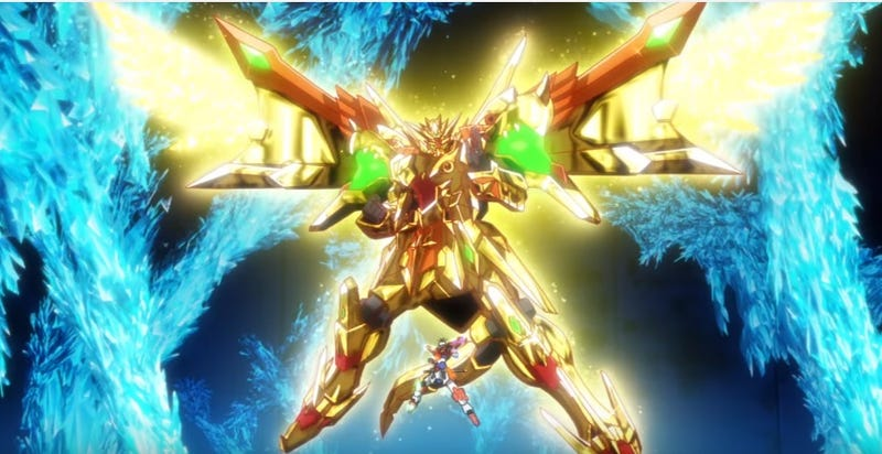 Illustration for article titled Nyren's Corner: Where Gundam Build Fighters Went Wrong