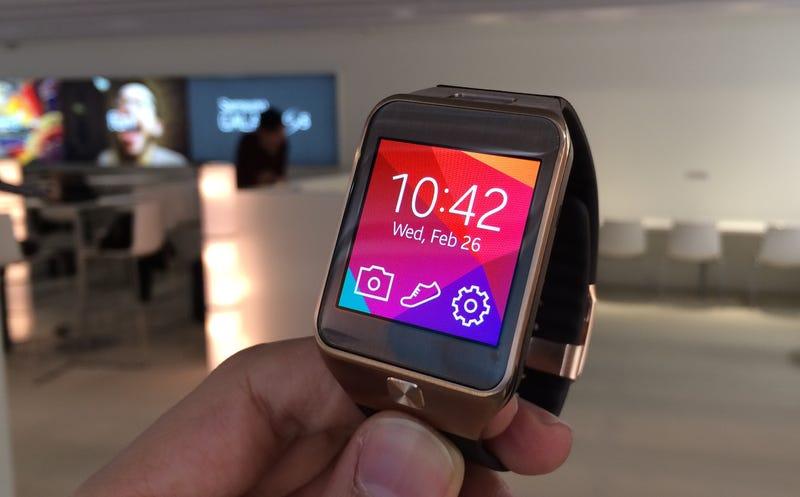 Illustration for article titled Samsung Gear 2, primeras impresiones: un reloj que sí querrás llevar