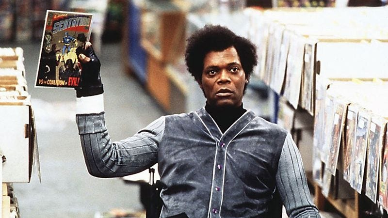 15 years ago Unbreakable became the superhero movie we need now